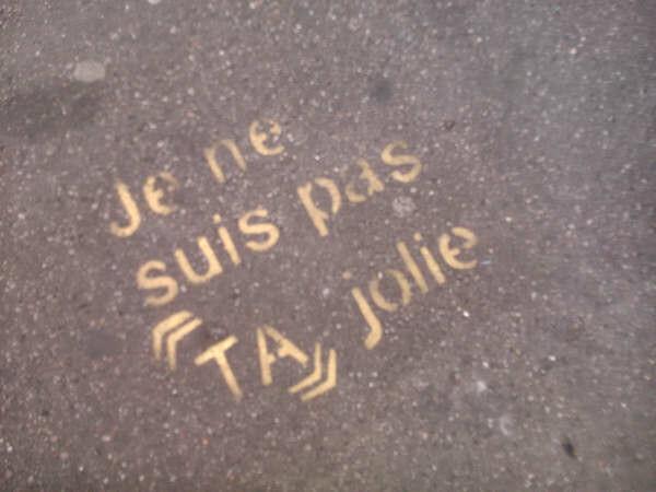 stop_je_suis_pas_TA_jolie_harcèlement
